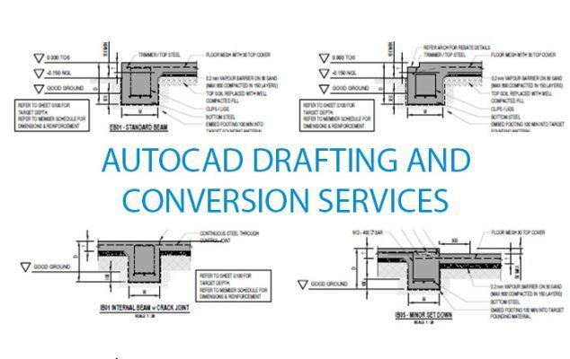autocad drafting service in vietnam