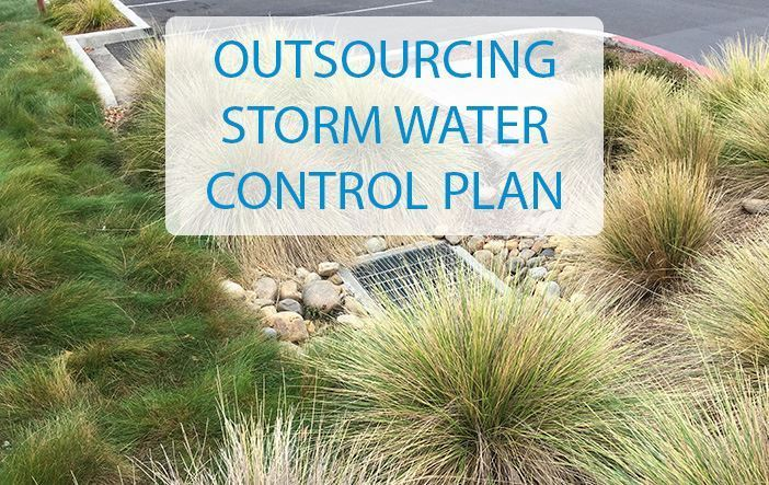 Outsourcing Stormwater Control Plan