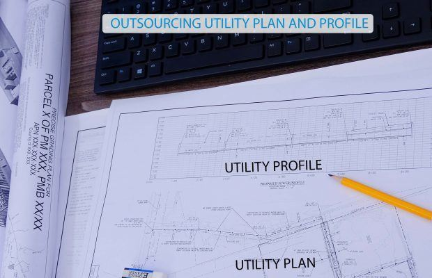 outsourcing utility plan and profile