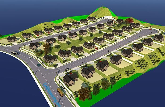 CIVIL 3D AND INFRAWORK MODEL