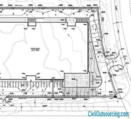 commercial site development plans