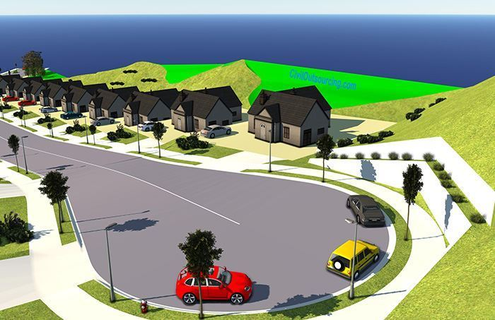 infraworks and civil 3d modeling service