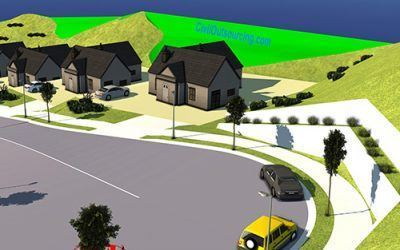 INFRAWORKS MODELING & FLY THROUGH VIDEO