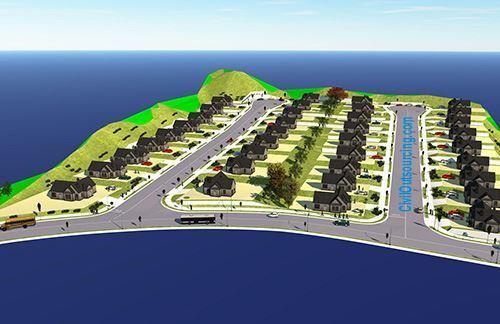 land development infraworks model