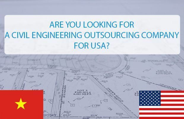 civil engineering outsourcing company for usa