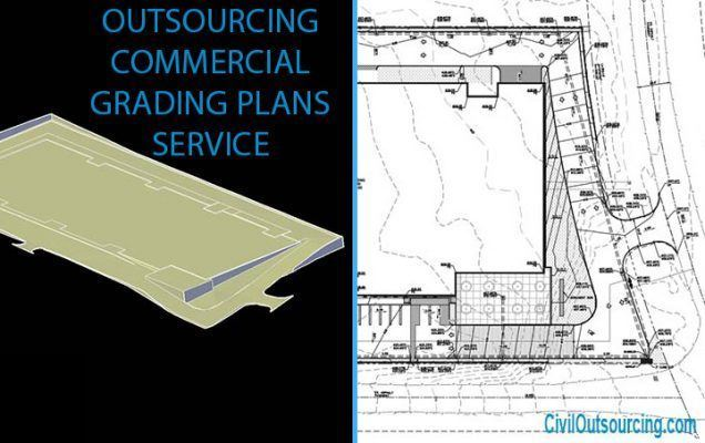 outsourcing commercial grading plans service
