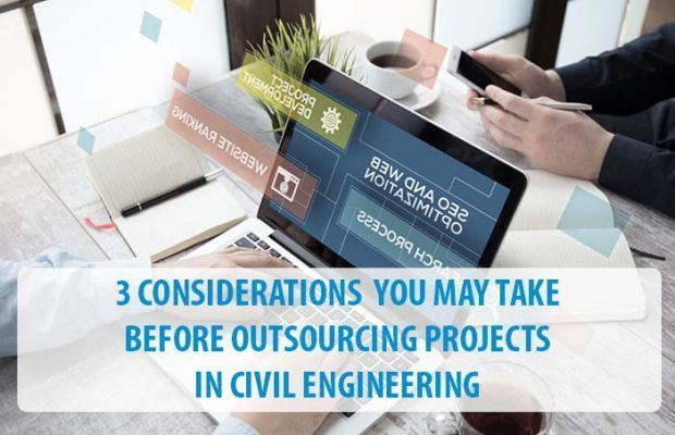 outsourcing a projects in civil engineering